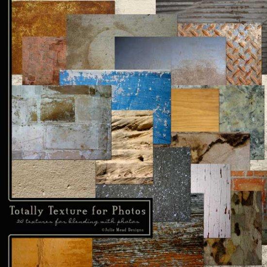 20 Texture Overlays